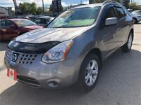 2010 Nissan Rogue SL SUV AUX SPORT ALLOY WHEELS...PERFECT COND.