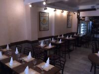EXPERIENCED WAITER , WAITRESS & HOSTESS REQUIRED FOR ITALIAN RESTAURANT