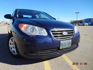 2008 Hyundai Elantra GL Sedan LOW KM , ACCIDENT FREE ,LOW PRICE