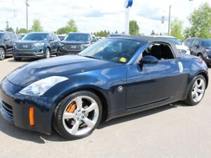 2008 Nissan 350Z LOW KM, GRAND TOURING, 3.5L V6, RWD, MANUAL, CO