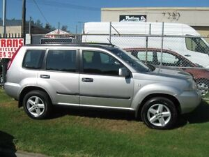 2007 Nissan X-Trail T30 MY06 ST-S X-Treme (4x4) Silver 5 Speed Manual Wagon Cambridge Park Penrith Area Preview