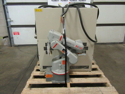 Yaskawa Motoman Robot Sv3x Robot Xrc 2001 Controller With 30 Days Warranty