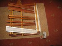 Original DRYAD Rigid Heddle Table Top Weaving Loom