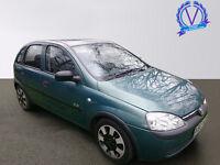 VAUXHALL CORSA 1.2i 16V GLS 5dr (green) 2003