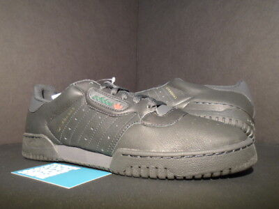 ADIDAS YEEZY POWERPHASE KANYE WEST CALABASAS BLACK SUPCOL BOOST 350 CG6420 10.5, used for sale  Shipping to Canada