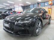 2015 Audi TT 8U MY15 2.0 TFSI Quattro S-Line Black 7 Speed Auto Dual Clutch Wagon Fyshwick South Canberra Preview