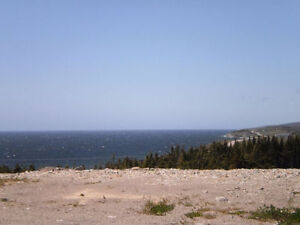 Land with Scenic View of Bay(West Coast)