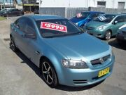 2007 Holden Commodore VE Omega Blue 4 Speed Automatic Sedan Broadmeadow Newcastle Area Preview