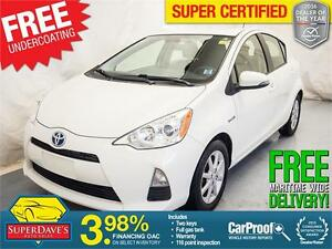2013 Toyota Prius c Tech Technology *Warranty*