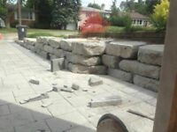 Interlocking and Landscaping. * Free Estimate * (647) 285 2723
