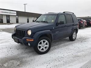 2004 Jeep Liberty Limited 4x4! Very clean!