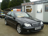 2007 MERCEDES C200 CDI AVENGARDE AUTOMATIC,,,FINANCE AVAILABLE,,,,,,,,