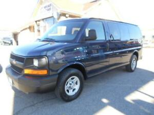 2008 CHEVROLET Express LS 8Passenger Loaded Certified 175,000KMs