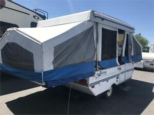 2000 Rockwood Tent Trailer - Trade in   $3500 As Is