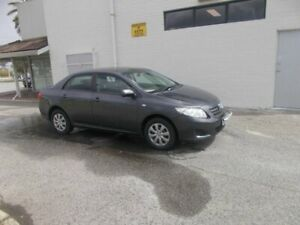 2010 Toyota Corolla ZRE152R MY11 Levin ZR Grey 6 Speed Manual Hatchback Maddington Gosnells Area Preview