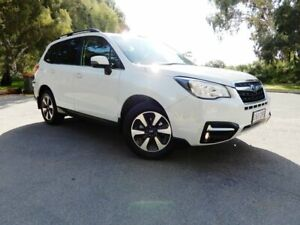 2016 Subaru Forester S4 MY16 2.5i-L CVT AWD White 6 Speed Constant Variable Wagon Glenelg East Holdfast Bay Preview