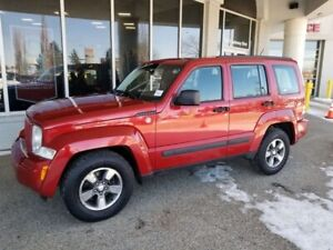 2009 Jeep Liberty SPORT;GREAT SUV, 4X4, A/C AND MORE