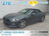 2015 Ford Mustang EcoBoost Premium WINTER BLOW OUT!!
