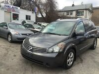 2007 Nissan Quest 2007 Quest Safety& E- Test included price