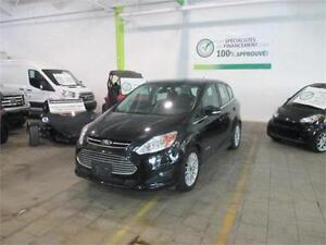 FORD C-MAX 2013 HYBRIDE SEL, CUIR, GPS, PANO