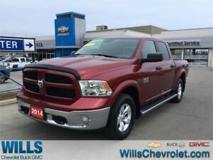 2014 Ram 1500 OUTDOORSMAN | DIESEL | 4X4 | CLEAN!