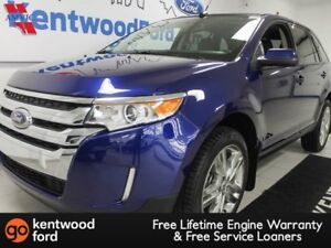 2014 Ford Edge SEL AWD, NAV, sunroof, power leather seat, and a