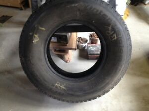 "Snow Tires 15"" Mazda/Ford Ranger Truck (1Pair) No rims"