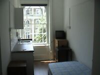 PRIVATE LANDLORD BAYSWATER/NOTTING HILL STUDIO FOR SINGLE, £185 BEST LOCATION IN CENTRAL LONDON