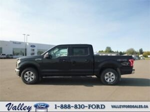 TRAILER BRAKE AND CLASS IV HITCH! 2016 Ford F-150 XLT CC 4X4