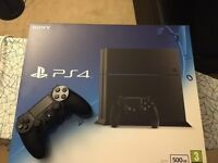 PS4 (Sony Playstation 4) - brand new
