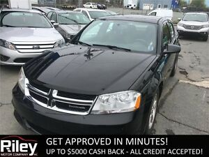2012 Dodge Avenger STARTING AT $94.23 BI-WEEKLY