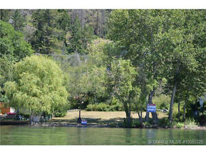 .21 Acres with 80 Feet of Okanagan Lake Frontage!