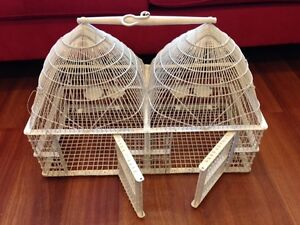 Cage a oiseau double/Double bird cage