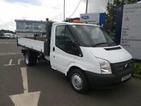 Ford Transit 2.2TDCi ( 125PS ) ( EU5 ) ( RWD ) 350 MWB SC TIPPER