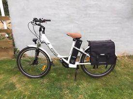 Freego hawk electric bike,