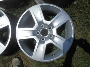 VW Audi alloy rims