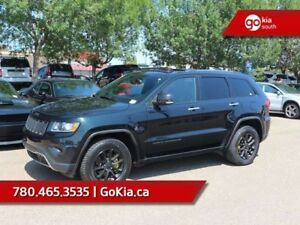 2014 Jeep Grand Cherokee LIMITED; SUNROOF, LEATHER, 2 SETS OF TI
