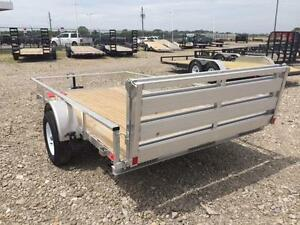 6.5ft x 12ft Open Utility Trailer (ART6.5x12OUL) London Ontario image 5