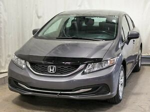 2014 Honda Civic LX Sedan Automatic w/ Bluetooth, Heated Seats
