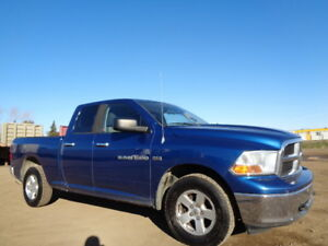 2011 RAM 1500 SLT 4X4-ONE OWNER TRUCK-5.7L V8 HEMI POWER