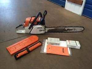 Stihl MS 381 Chainsaw Albion Brisbane North East Preview