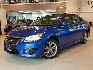 2014 Nissan Sentra 1.8 SR-SUNROOF-NAVIGATION-CAM-ONLY 37KM