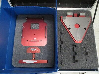 Asyst Alignment Set-up Calibration Fixture, 1000-0772-01, 1000-0592-01, 400696