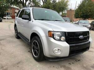 2009 Ford Escape XLT 4X4 CUIR MAGS DEMARREUR A DISTANCE