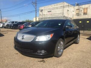 2011 Buick LaCrosse AWD LEATHER 1 OWNER FINANCE AVAILABLE
