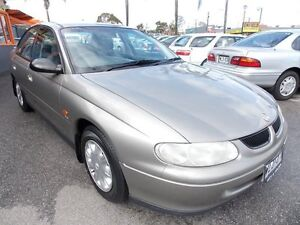 1999 Holden Commodore VT Executive Gold 4 Speed Automatic Sedan Enfield Port Adelaide Area Preview