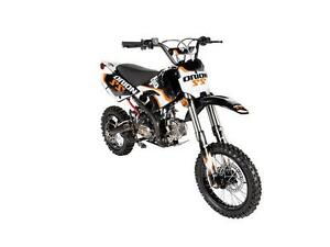 125cc Orion Dirt Bike for sale only $1495 !! Fall Blowout Watch|