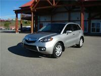 2011 Acura RDX AWD Tech Pkg 51,200 Km's NEW TIRES  NO ACCIDENTS!