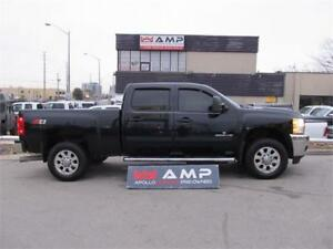 2011 Chevrolet Silverado 3500HD LTZ 4X4 6.6L DIESEL!!! LOADED!!!
