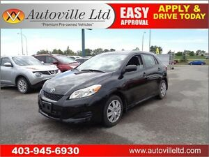 2013 Toyota Matrix AUTOMATIC BLUETOOTH USB AUX